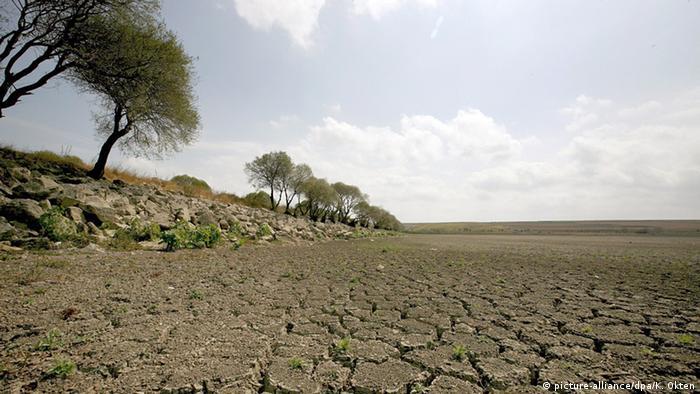 Türkei Dürre Wasserknappheit