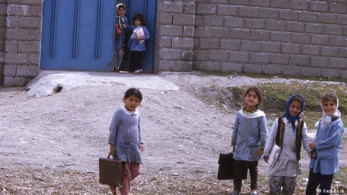 Bildergalerie Iran 1971-1973 Fotograf Ken Rusk