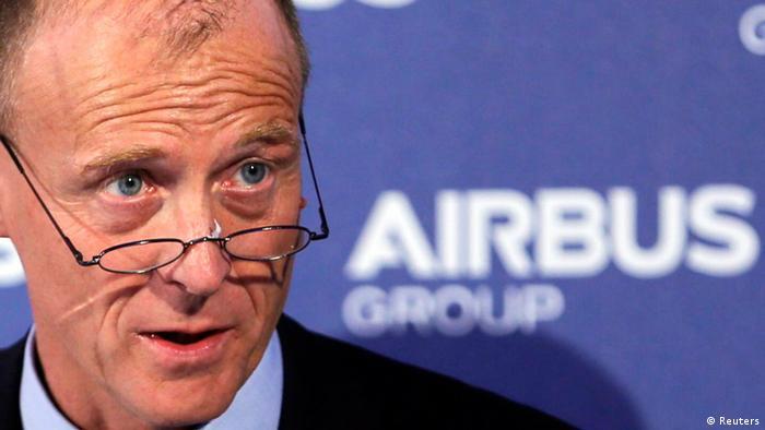 """Airbus-Chef: """"Britische Luftfahrt steht am Abgrund"""""""
