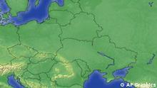 Karte Osteuropa