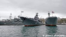 Schiffe der russischen Schwarzmeerflotte