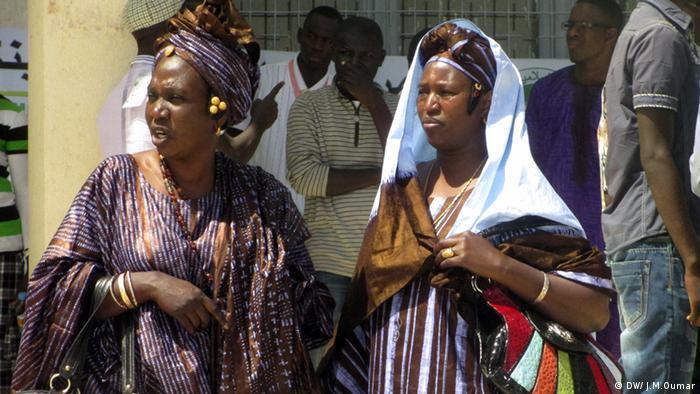 Genitalverstümmelung/Beschneidung Mauretanien