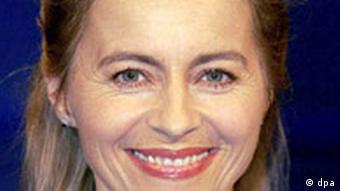 Bildgalerie Minister Ursula van der Leyen Familie