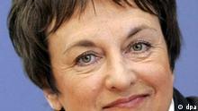 Bildgalerie Minister Brigitte Zypries Justiz