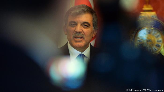 Abdullah Gül (A.Kisbenede/AFP/GettyImages)
