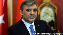 Der türkische Präsident Abdullah Gül