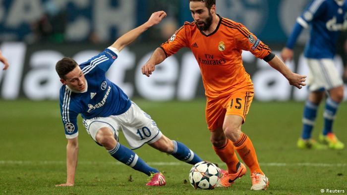 Schalke vs. Madrid