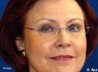 Heidemarie Wieczorek-Zeul, ministra alemana de Desarrollo