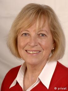Ulrike Duchrow vom Asylarbeitskreis Heidelberg - Foto: privat