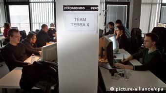 Filmeffekte-Firma Pixomondo (Foto: dpa)