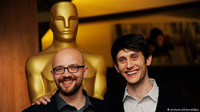 Deutschland Film Max Lang und Jan Lachauer Oscar-Hoffnung Room on the Broom (Foto: Agenturen)