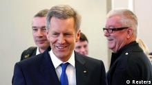 2014 Freispruch für Ex-Bundespräsident Christian Wulff
