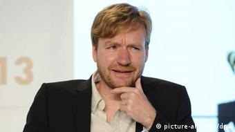 Kulturstaatssekretär Tim Renner, Foto: Horst Galuschka