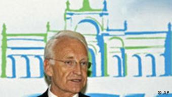 Edmund Stoiber in München