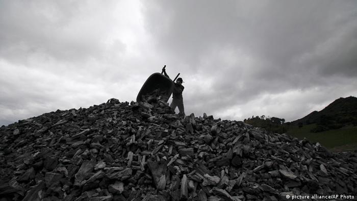 El carbón, condenado a la extinción.