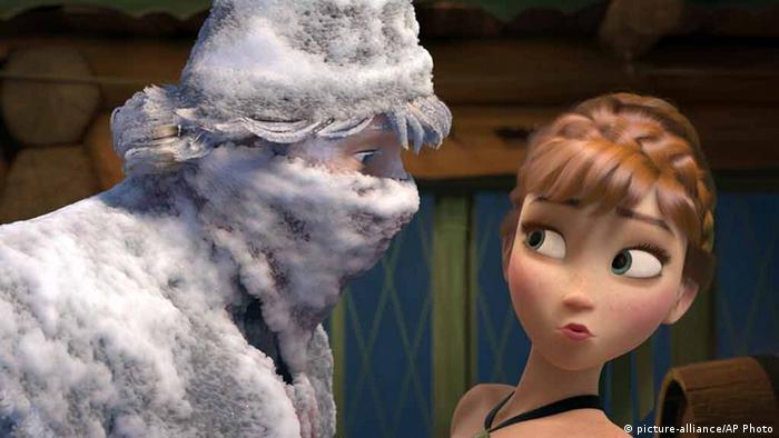 Filmstill Frozen