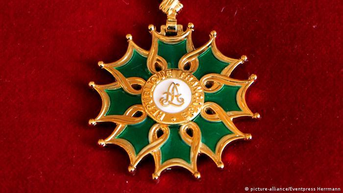 مدال هشتپر فرانسوی