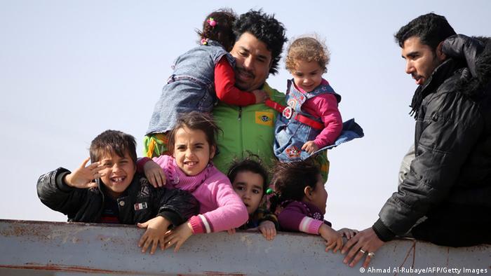 Irak Flüchtlinge (Ahmad Al-Rubaye/AFP/Getty Images)