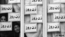 Bildergalerie Iran KW 9 Frau von Heute