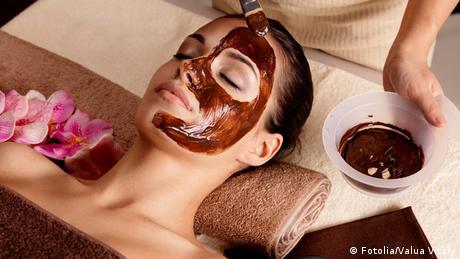 Schokolade Kosmetik