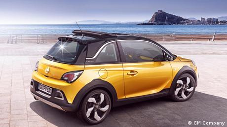 Autosalon Genf 2014 Opel Adam Rocks