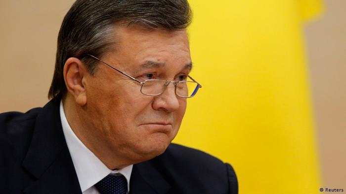 Віктор Янукович (архівне фото)
