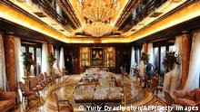 Janukowitsch Residenz Reichtum