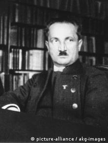 Martin Heidegger um 1933 (picture-alliance / akg-images)