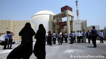 Atomstreit mit dem Iran