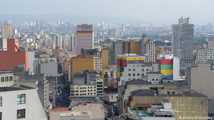Imagen de archivo de Sao Paulo, Brasil