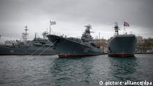 Schwarzmeerflotte Armee Soldaten Ukraine Konflikt Krim