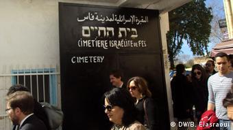 Jüdisches Kulturerbe in Marokko Friedhof