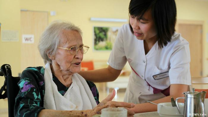 krankenpflegerinnen aus polen