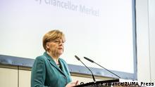 Angela Merkel Leitmotiv Europa Berlin