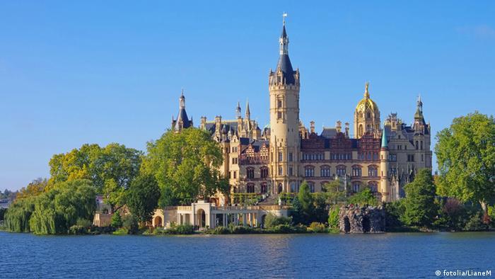 Палац у Шверині