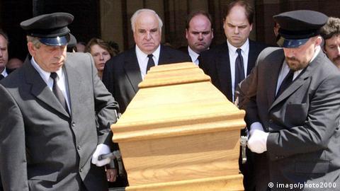 staatsbegräbnis helmut kohl