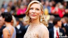 Oscars 2014 Red Carpet Cate Blanchett