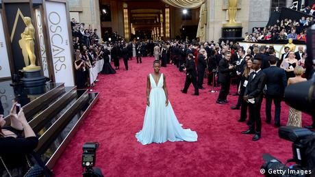 Oscars 2014 Red Carpet Lupita Nyong'o
