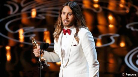 Oscars 2014 Jared Leto Bester Nebendarsteller