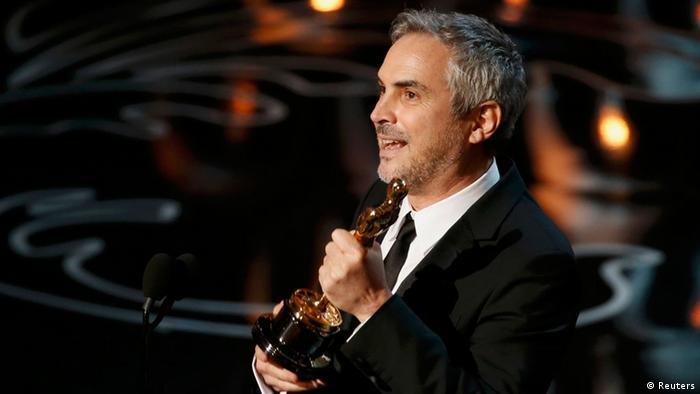 Oscars 2014 Beste Regie Alfonso Cuaron
