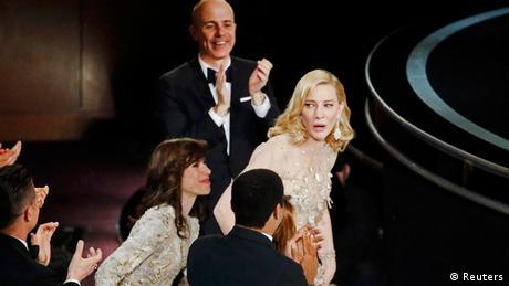 Oscars 2014 Beste weibliche Hauptrolle Cate Blanchett