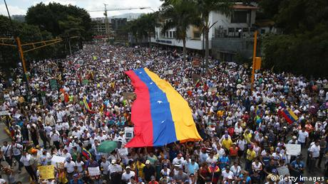 Venezuela Proteste (Getty Images)