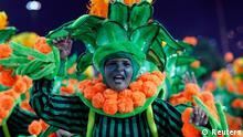 Karneval in Brasilien (Bildergalerie) (Reuters)