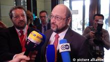 Berlin Conference 2014 Martin Schulz