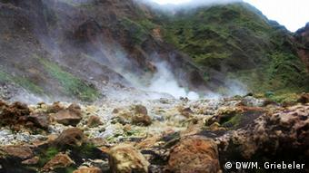 Valley of Desolation in Dominica