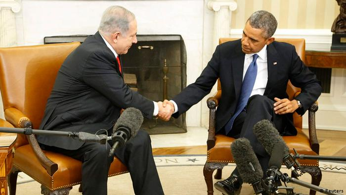 Netanjahu Obama Israel USA 03.03.2014