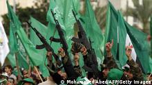 Hamas Unterstützer in Gaza 08.12.2012