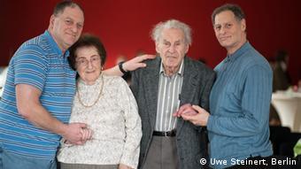 Familie Krasa (Foto: Uwe Steinert)