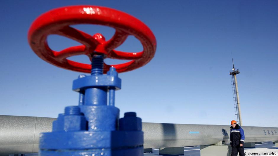 Symbolbild Russland Ukraine Gaslieferung