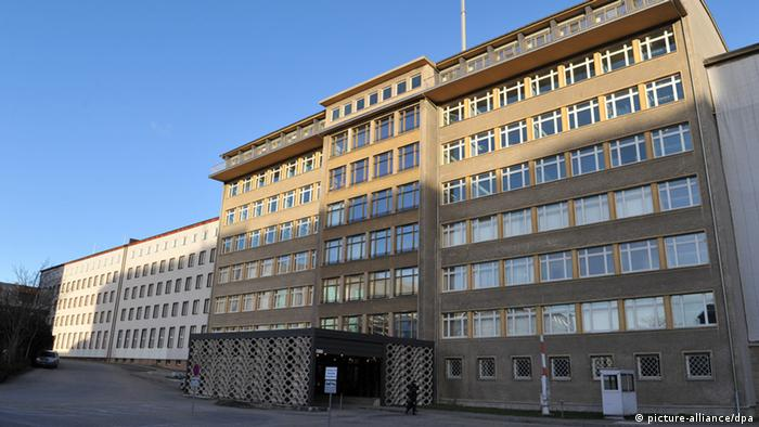Gauck-Behörde/ ehem. Ministerium Stasi